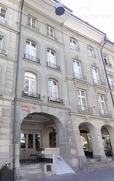 0414 Bern- Einstein-Haus