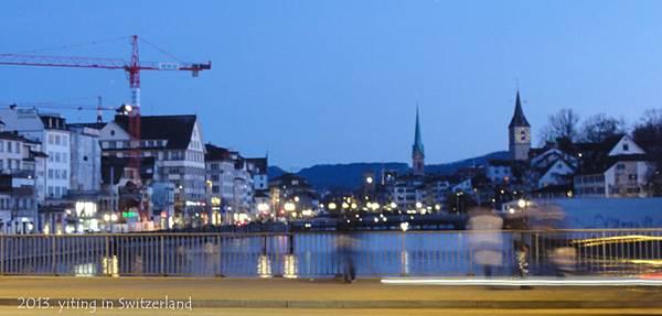 Zurich sunset 02 0414