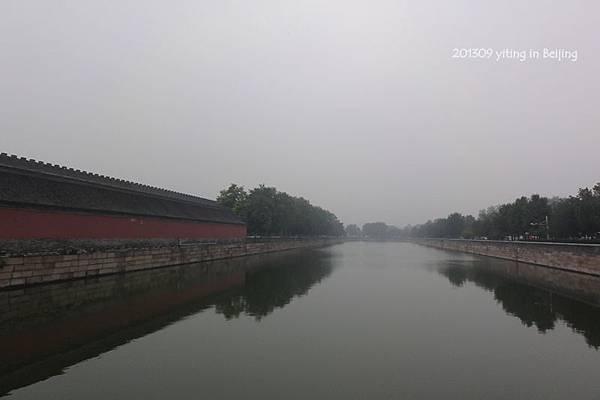 0918 故宮 - 18 護城河
