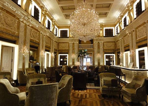 2014 維也納住宿~ HOTEL IMPERIAL, Vienna 04