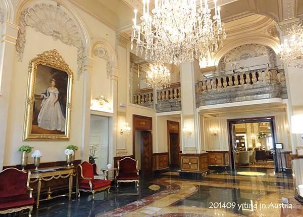 2014 維也納住宿~ HOTEL IMPERIAL, Vienna 03