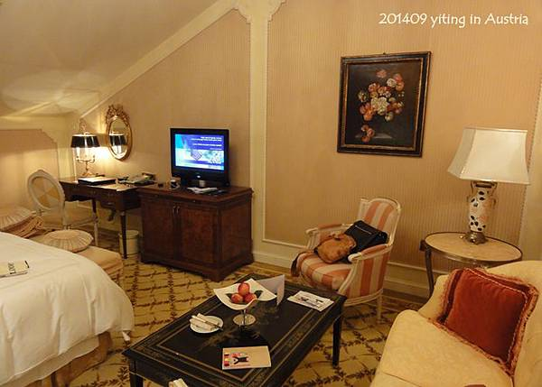 2014 維也納住宿~ HOTEL IMPERIAL, Vienna 05