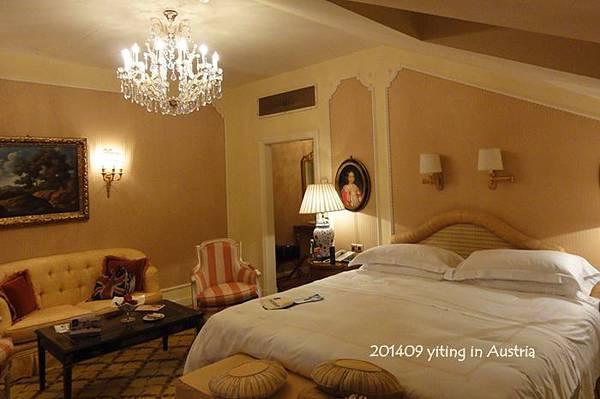2014 維也納住宿~ HOTEL IMPERIAL, Vienna 06