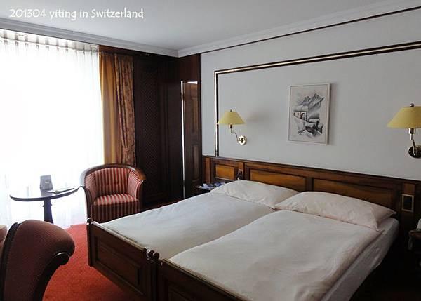 2013 策馬特住宿~Parkhotel Beau Site Zermatt 04