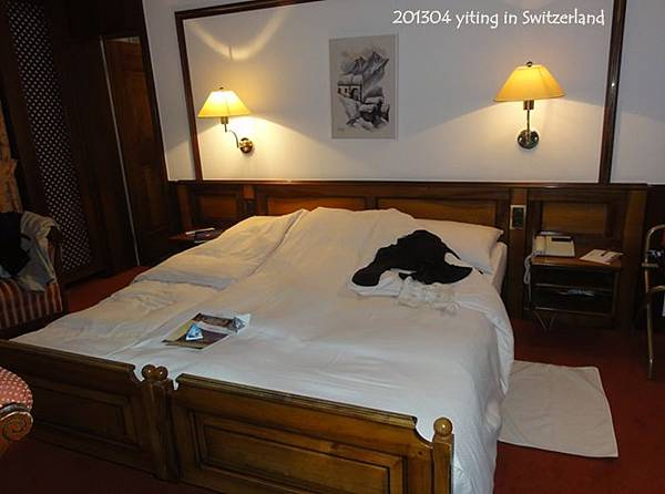 2013 策馬特住宿~Parkhotel Beau Site Zermatt 06