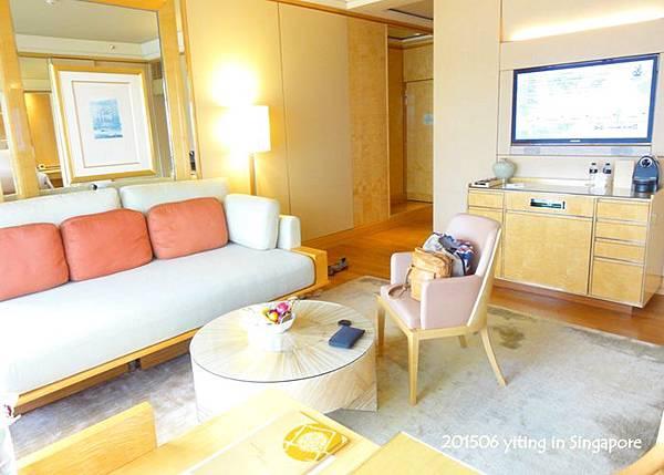 Ritz-Carlton, Millenia Singapore 02