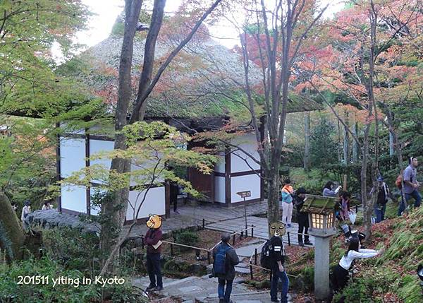201511 京都嵐山 常寂光寺 01