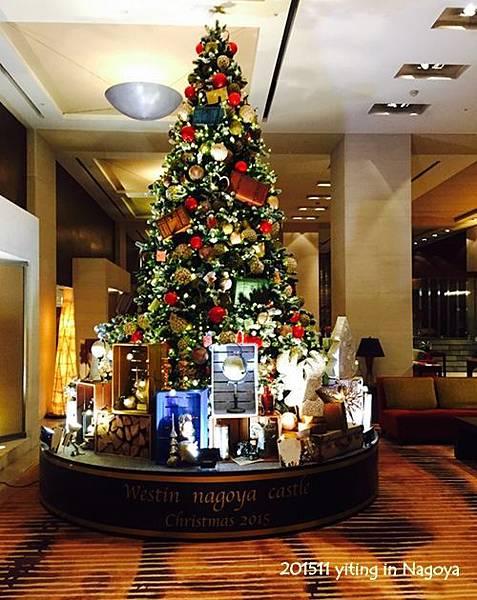 2015 威斯汀名古屋城堡飯店 02