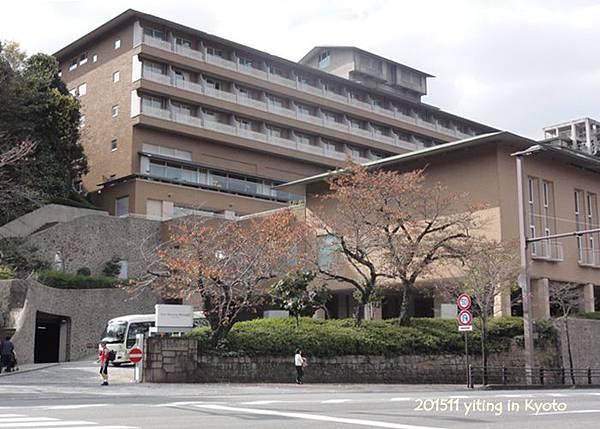 2015 Westin Miyako, Kyoto 01