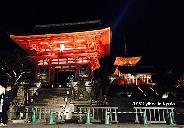 201511 京都清水寺 01
