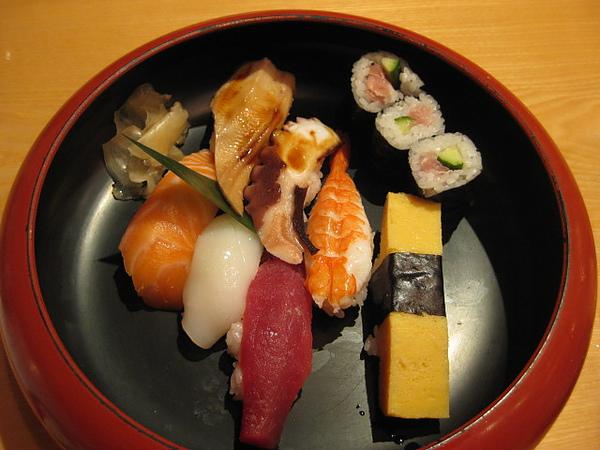 我的綜合壽司