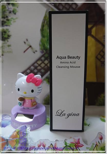 ♡♡Lagina水美人胺基酸洗顏慕斯:就像是上了化妝水的潔顏品♡♡