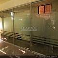 廚房鋁框推門3451