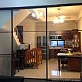 廚房-隔間拉門-咖啡色-懸吊-大里-2.jpg