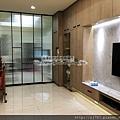 廚房-隔間拉門-長虹玻璃