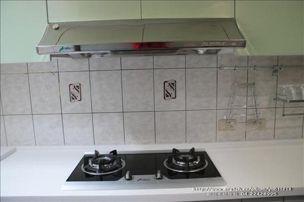 豪山-廚房三機