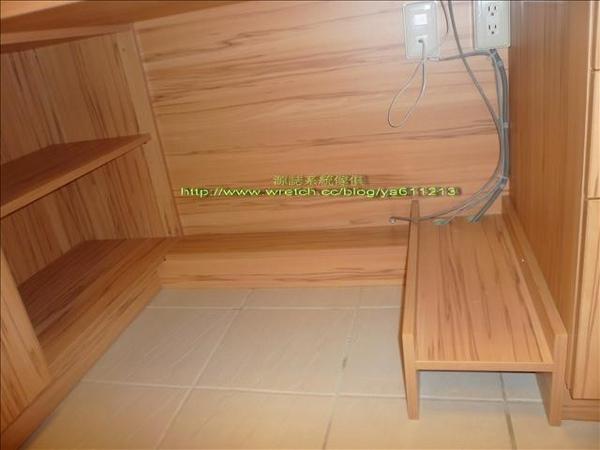 桌下主機座