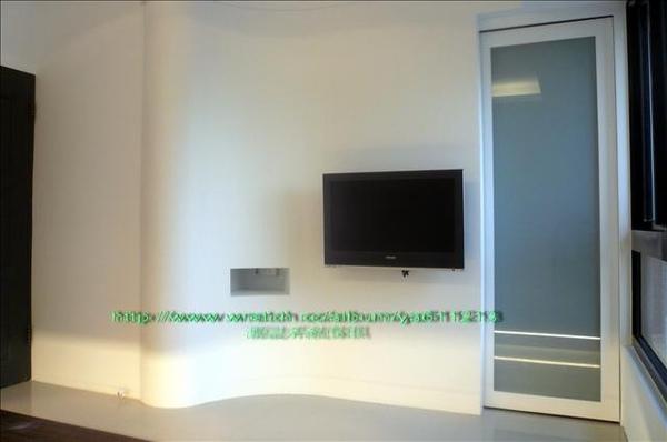 主臥電視牆