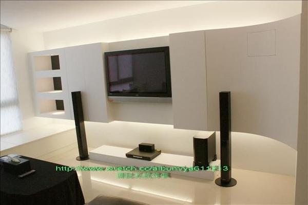 造型電視牆