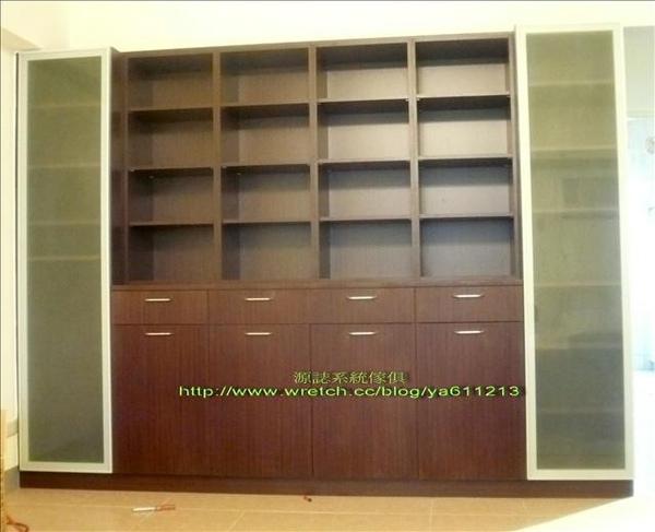 1565-半開放式書櫃