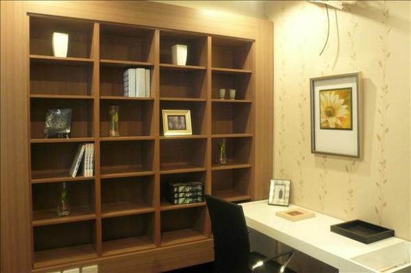 515崁入式開放書櫃