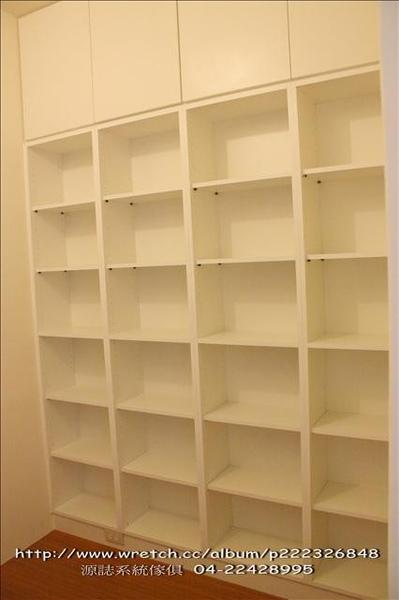 半開放式書櫃630-0006