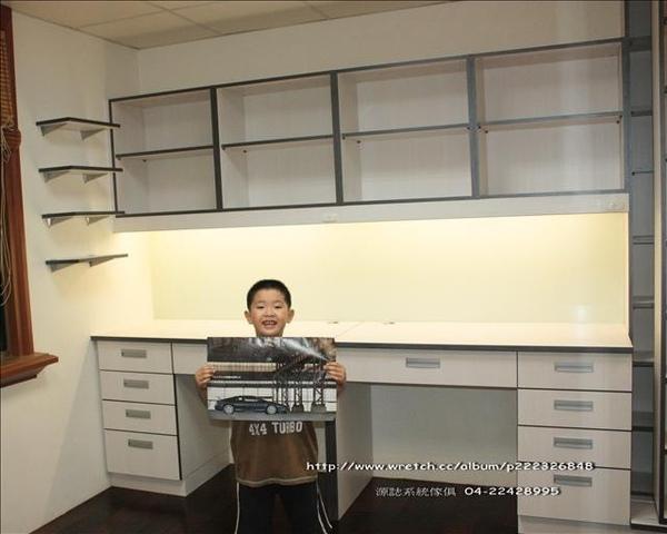 兒童房書桌0148