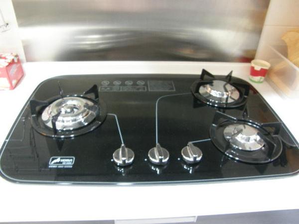 豪山-GB玻璃檯面爐