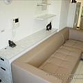 客廳沙發背櫃0286