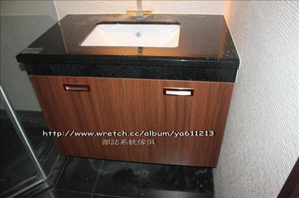 惠宇人愛用浴櫃