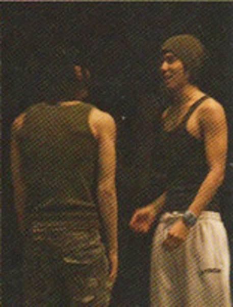 2007 FITB -tour 彩排