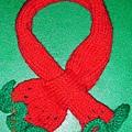 給朋友的喵之草莓圍巾