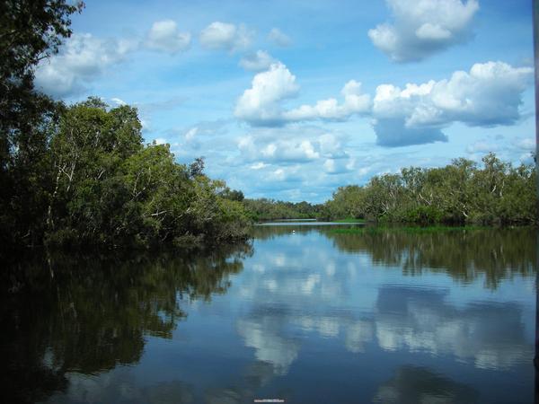 著名的黃水區景色