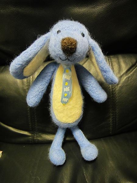 打領帶的狗狗先生