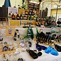 The Rocks Market 玻璃瓶工藝品攤位