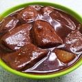 銅鑼灣榮記粉麵的豬紅蘿蔔 比鴨血還嫩