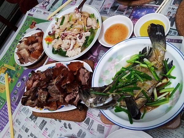 香港的住家菜