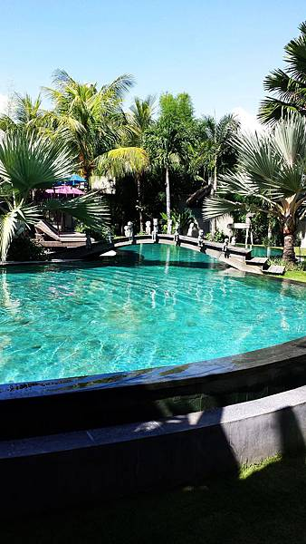 pool of Blue Karma in Seminyak