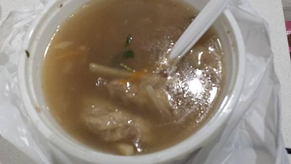 meat broth soup 肉羹