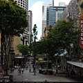 Brisbane CBD Queen st mall