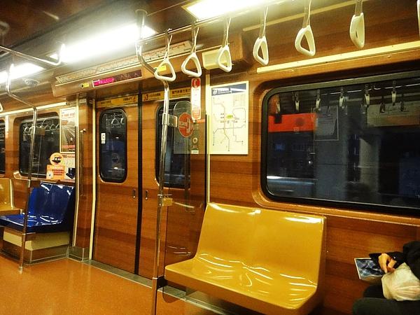 新北投溫泉列車