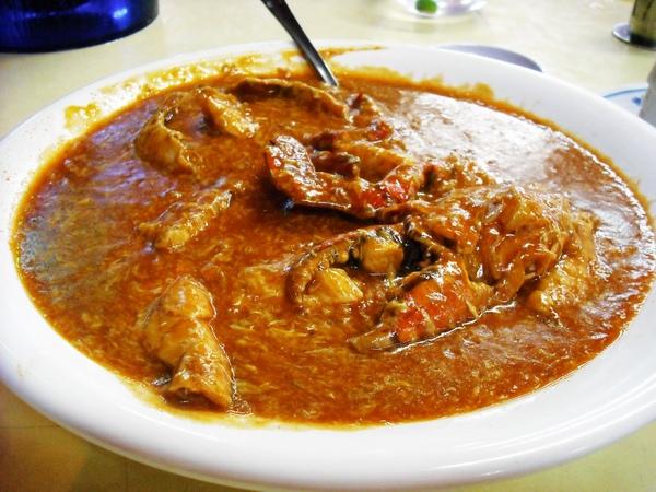 辣椒螃蟹超好吃