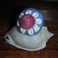 小花戒指材料包