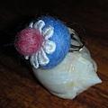 小花戒指材料包2
