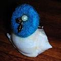 土耳其藍墜飾戒指2