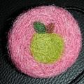 蘋果綠材料包之蘋果髮束