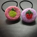 水果髮束集合