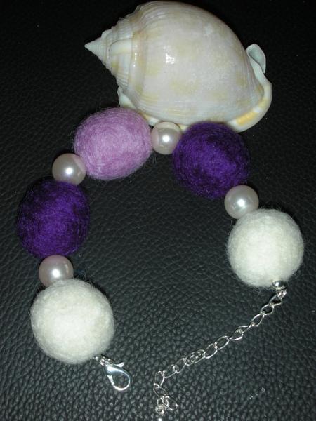 貴氣紫珠鍊