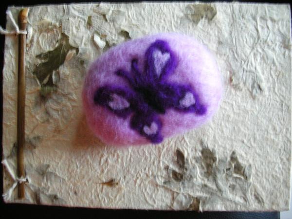 紫蝶羊毛皂