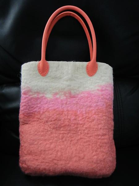 草莓奶昔提袋